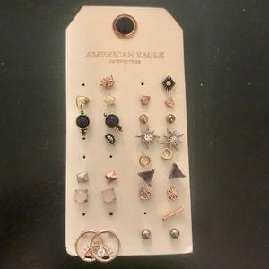 AE earring pack